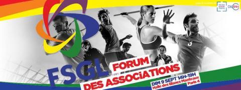 Affiche du forum de rentrée de la FSGL